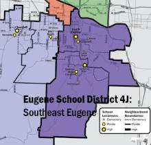 4J Neighborhood School Boundary Maps