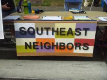 se neighbors sign