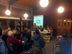 River Spies Presentation at February 2014 meeting