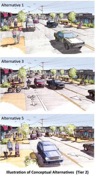 Draft South Willamette Street Improvement Pla