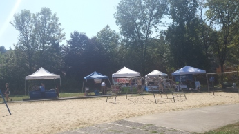 Supporting Organizations at the Southeast Neighbors Picnic & Festival 2014
