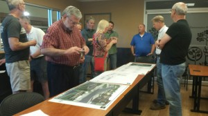 This is a preliminary meeting to discuss a single family home development to be located on the vacant property between Wendell and East 43rd (18-03-16-20-00700 and 02800). Their plan is to develop 27 houses on the 9+ acres, preserving the vegetation at the north end of the property and the drainage area crossing the southern part of the property. They are pursuing this as a Planned Unit Development.