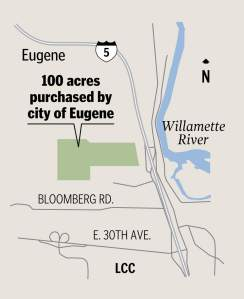 City purchases 100 acres near LCC