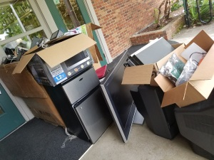 Electronics Recycling Drive
