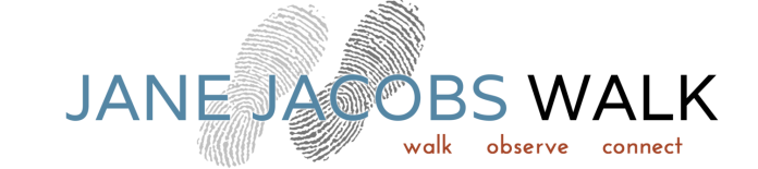 Jane Jacobs Walk